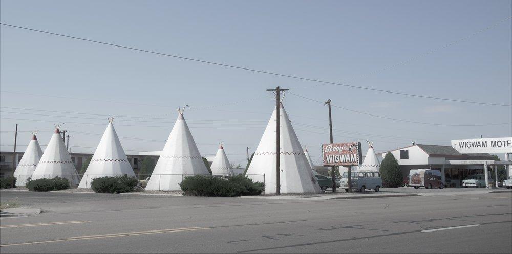 Holbrook, AZ Rt 66