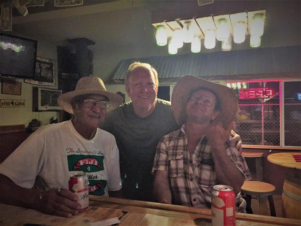 Ernest, Me & Fernando