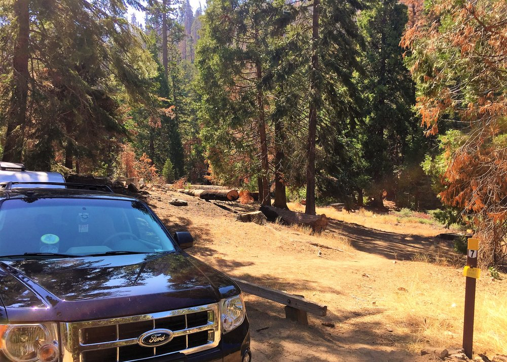Redwood Meadow Camp Ground