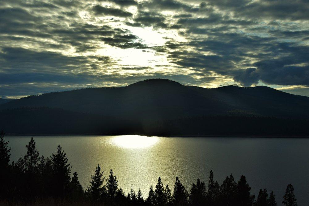 Lake Koocanusa, Montana