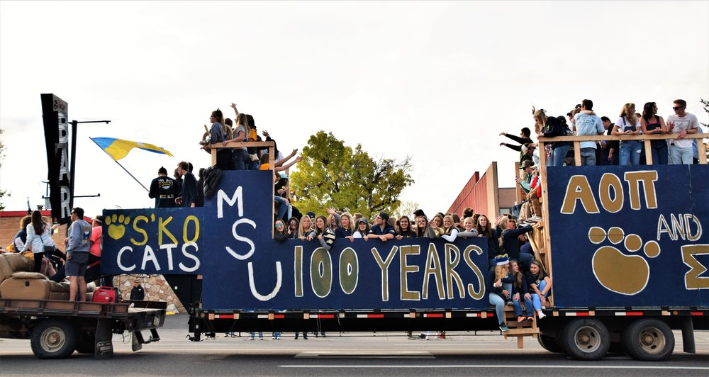 Bozeman-MSU Homecoming