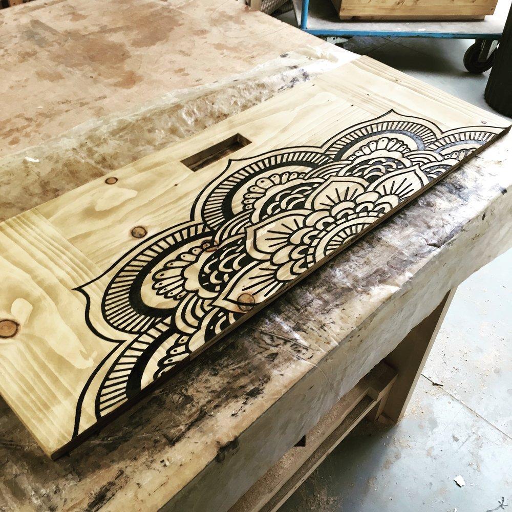 Wood: Pine