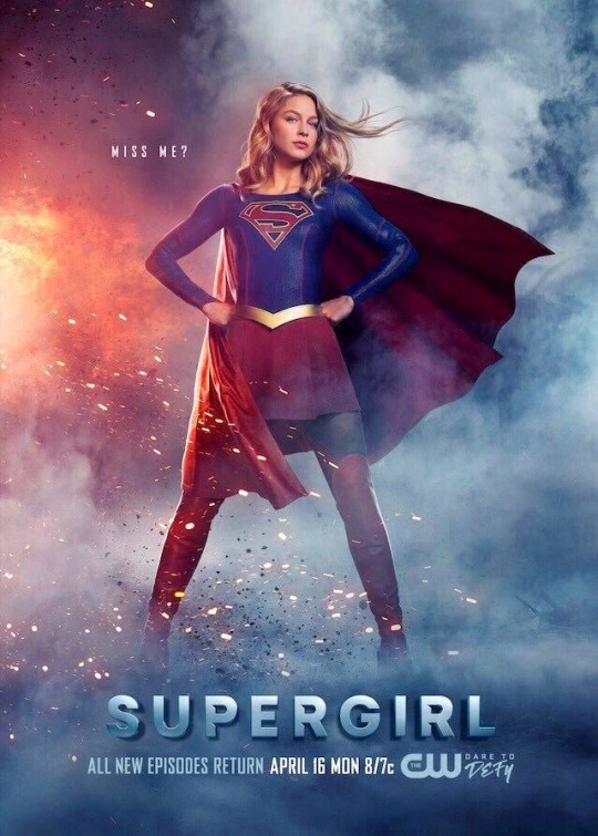 Supergirl, S3 + S4