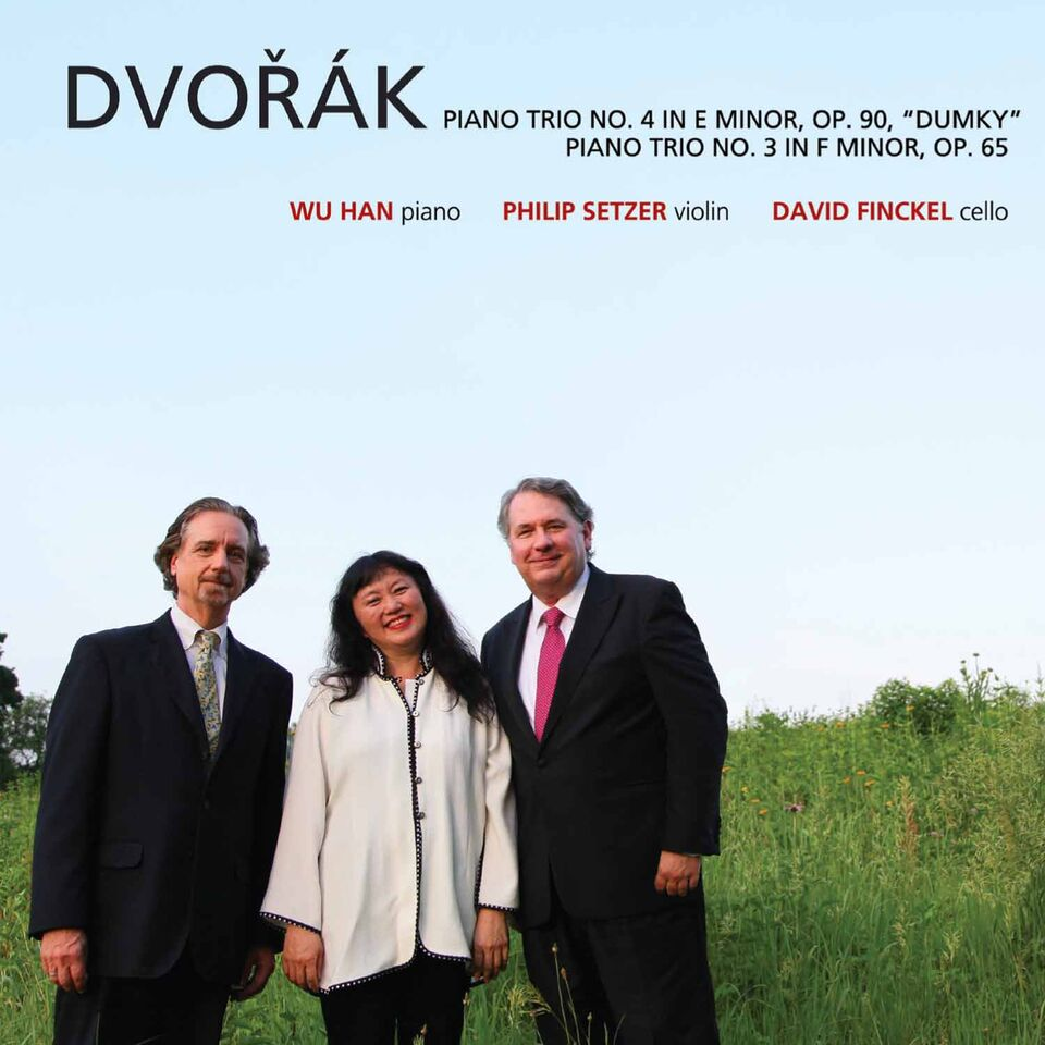 Dvorák Piano Trios