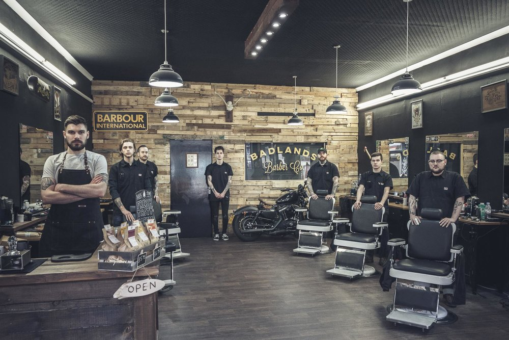 Badlands Barber Perth