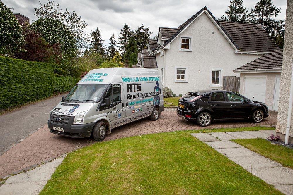 Rapid Tyre Services