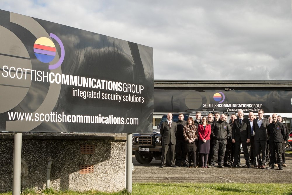 Scottish Communications Group