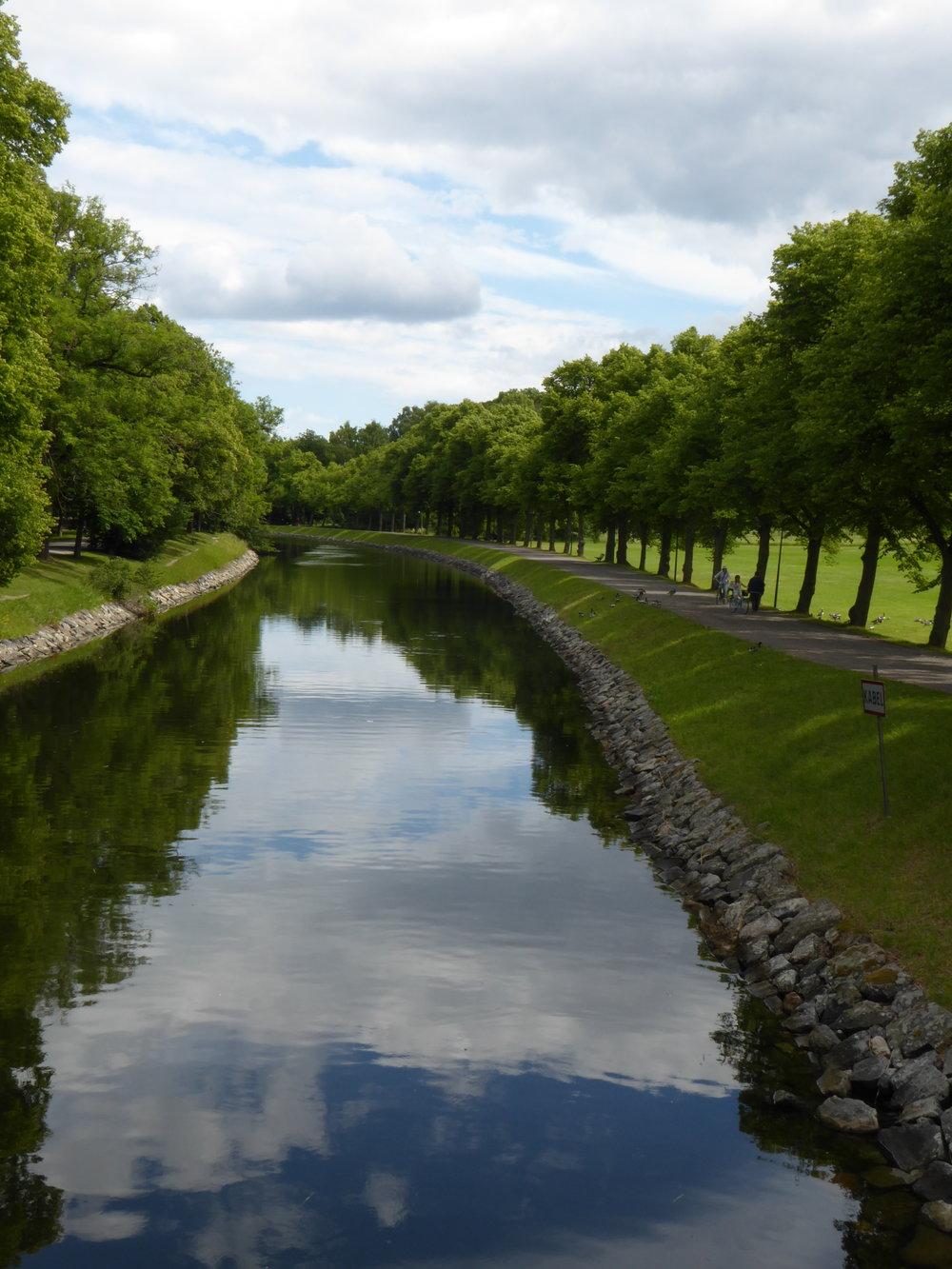 Djurgårdsbrunnskanalen, Djurgården, Stockholm