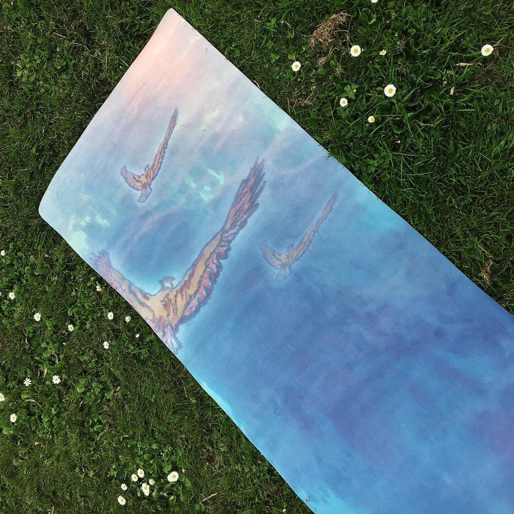 Yoga på Djurgården