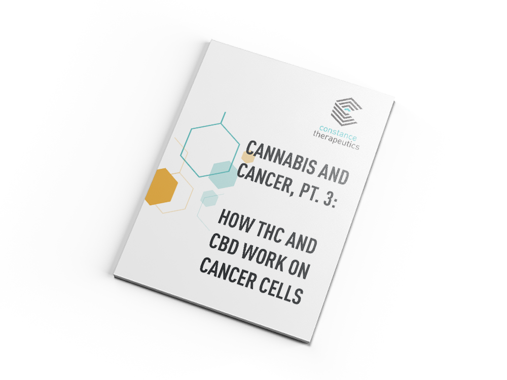 Cannabis and Cancer, Pt. 3: How THC and CBD Work on Cancer Cells ...