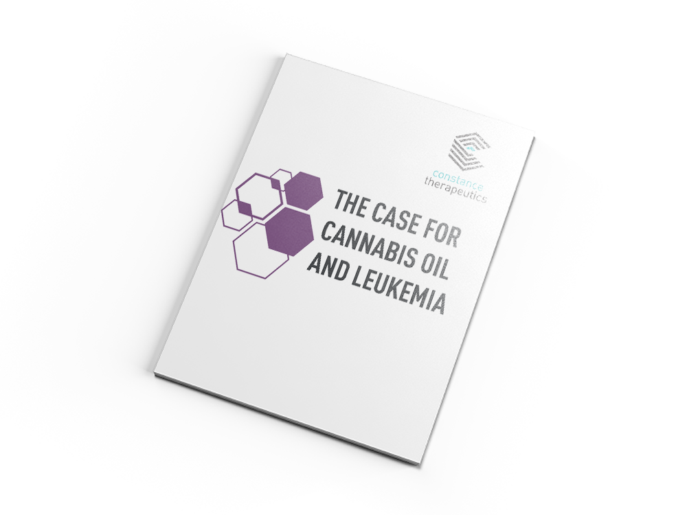 The Case for Cannabis Oil and Leukemia — Constance Therapeutics