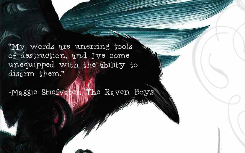 The-Raven-Boys Quote