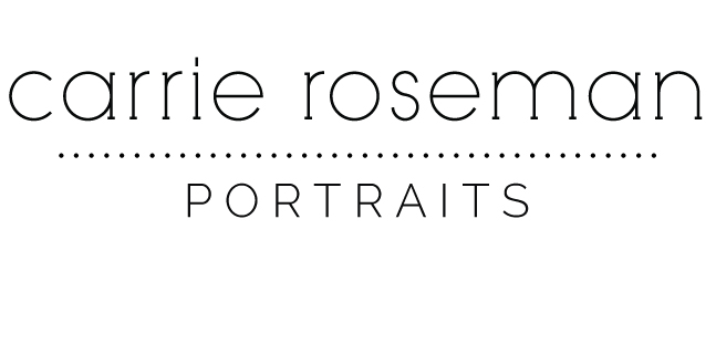 Carrie Roseman Portraits