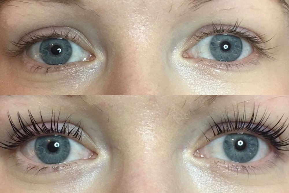 What To Expect From A Lash Lift Treatment Jade Le Huray