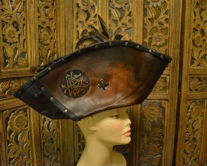 Unseelie Tricorn Hat