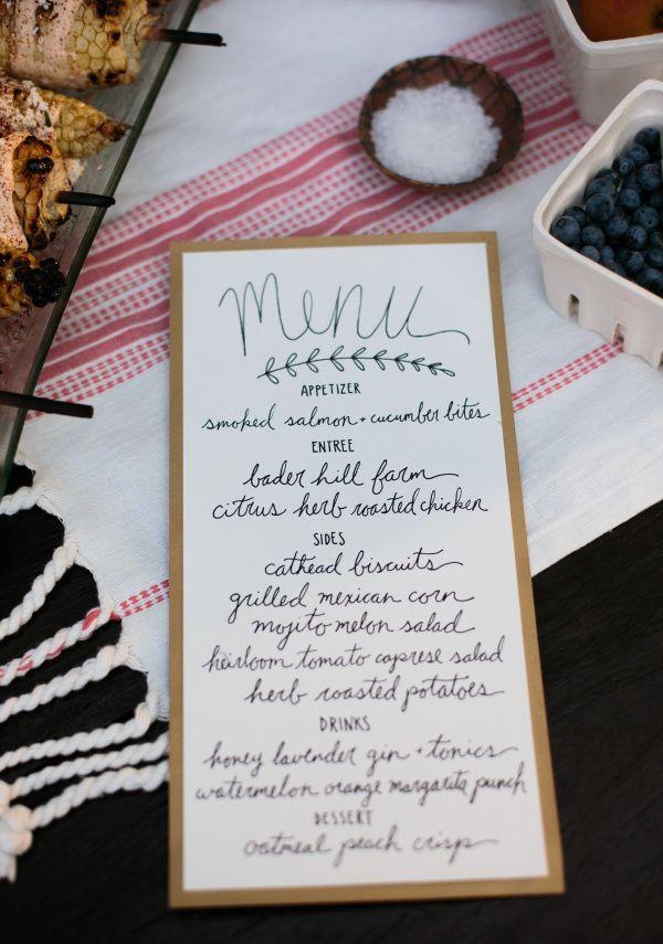 Summer Menu Ideas For Dinner Party Part - 22: IMG_6402.jpg
