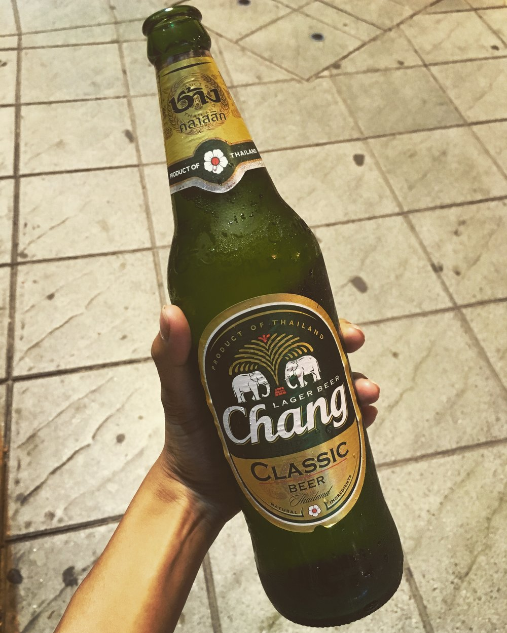 If you feel like you have big hands, Large Chang begs to differ.