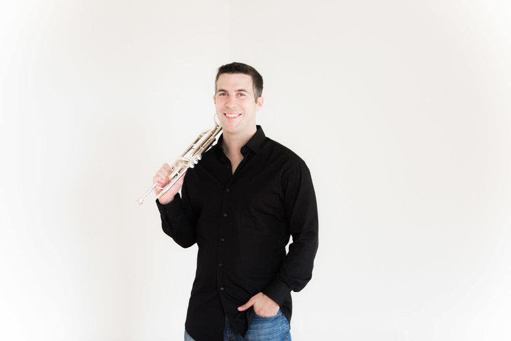 Steve O'Connor, Trumpet