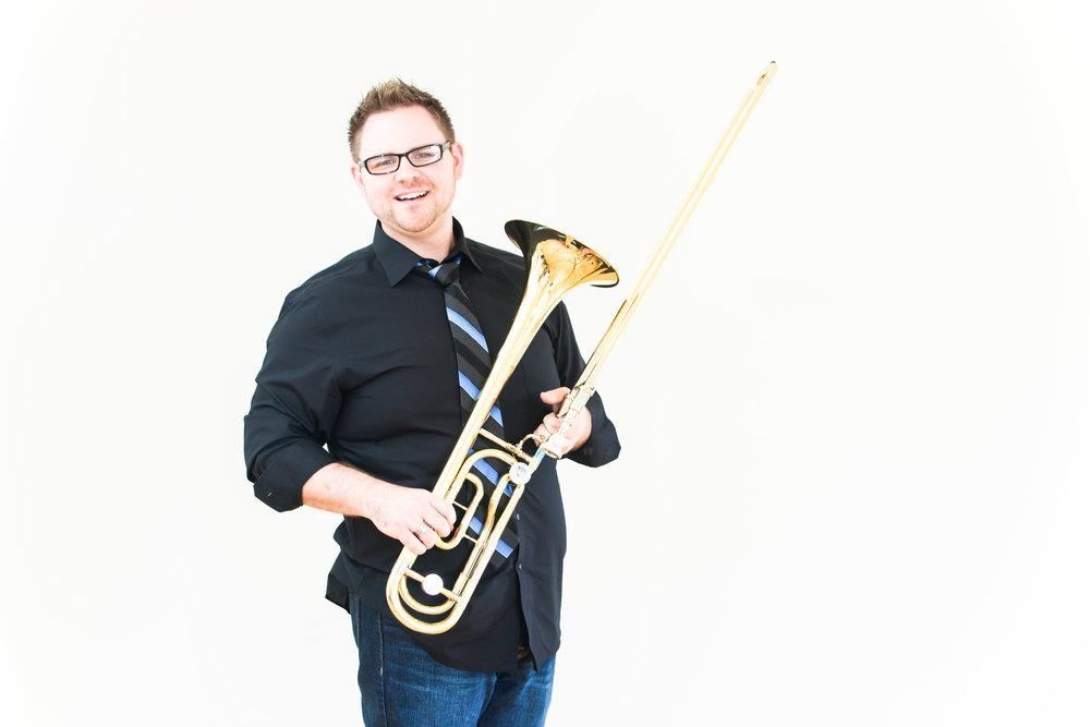 Josh Bledsoe, Trombone/Vocals