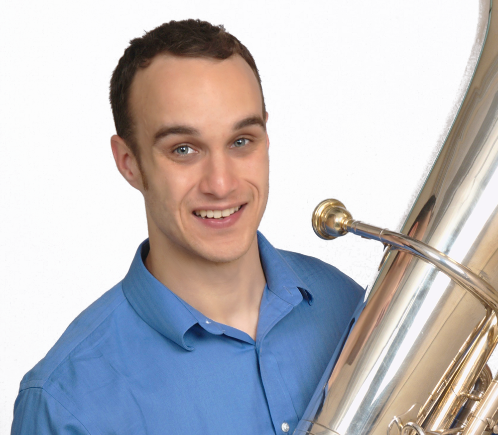 Mike Frasier, Tuba/Piano