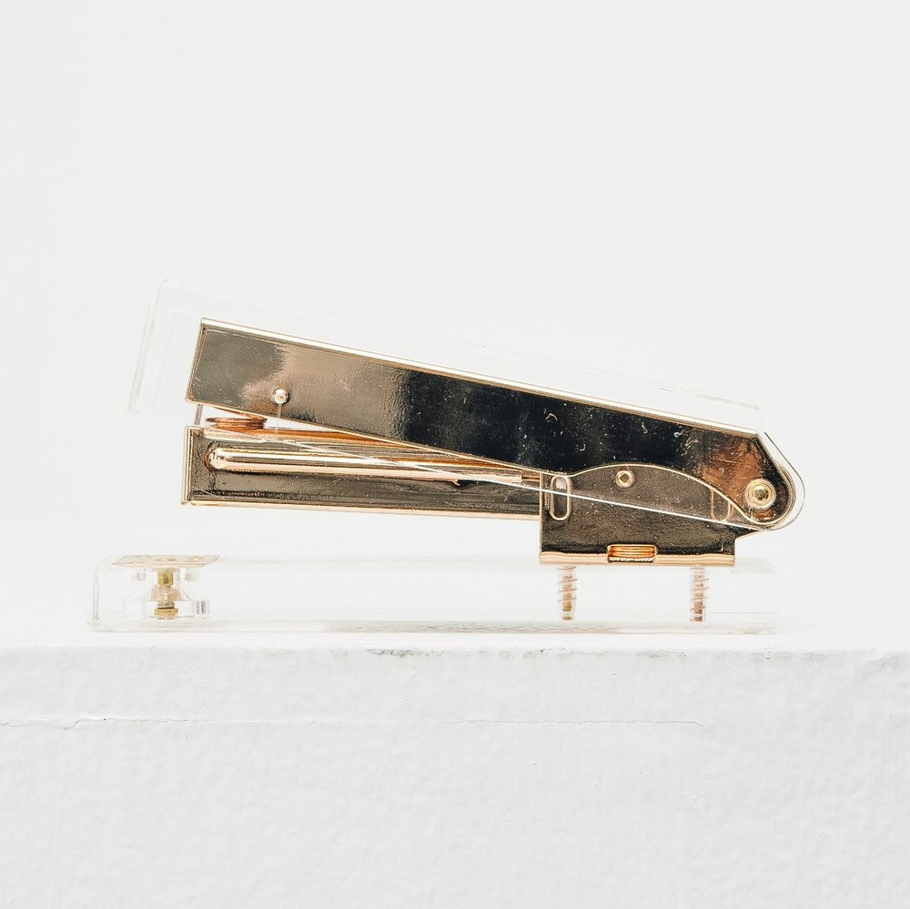 GLASSWING SHOP:  Stapler