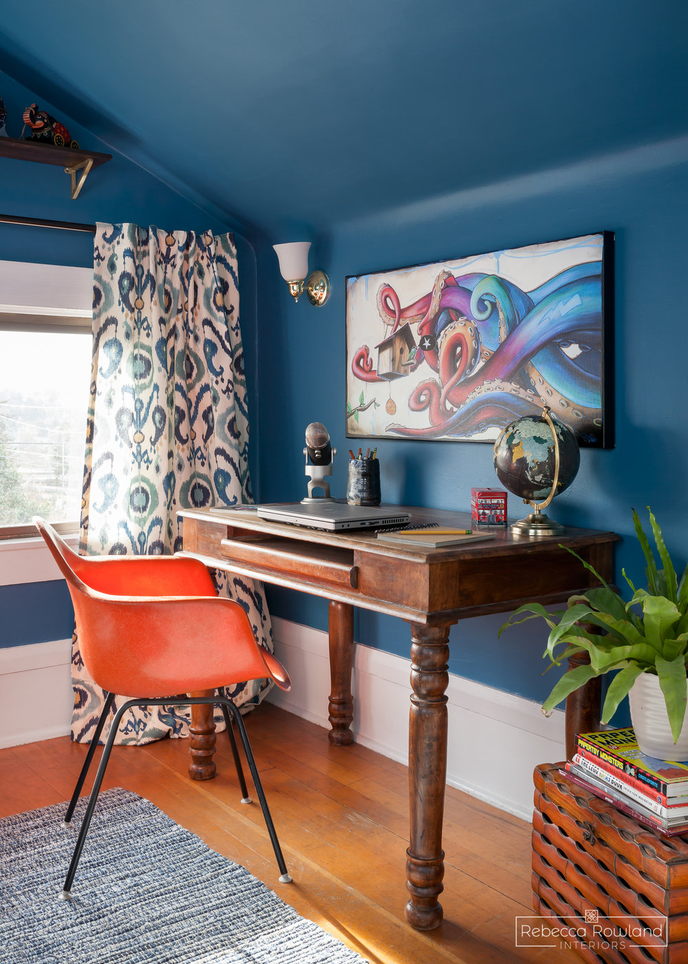 Rebecca_Rowland_Interiors_Seattle_Craftsman_Interior_Design_Teen_Bedroom_Before
