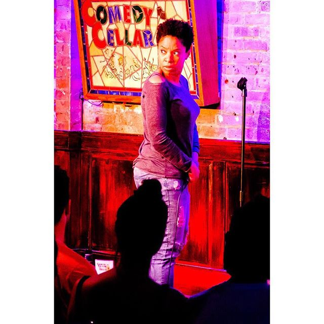 @marinayfranklin 👀 ❤️ #surrounded3 #smallworldcomedy #mifamilia