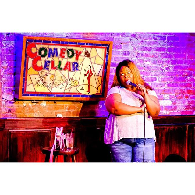 Yami at #SURROUNDED3  @yamaneika #mifamilia #smallworldcomedy 📷: @humanplac3s