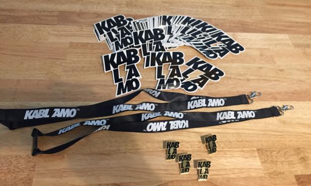 KABLAMO Swag!