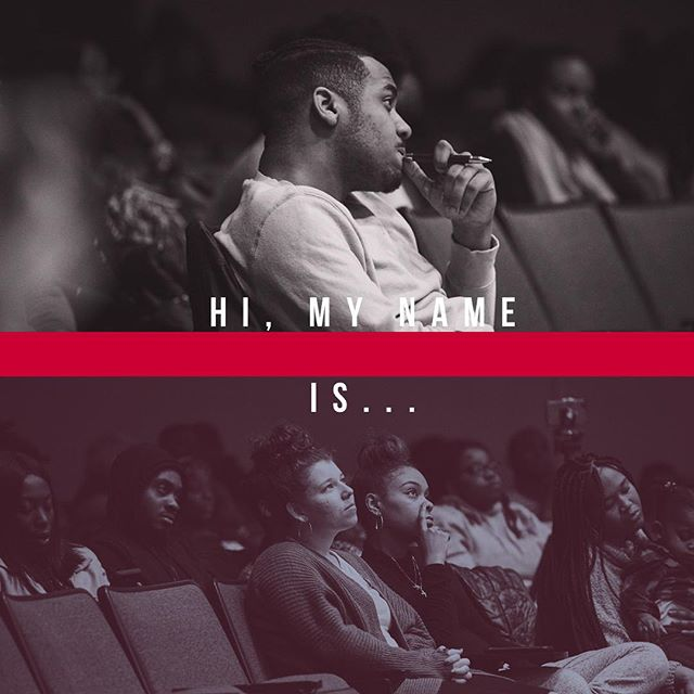 "❗️Come Through Tonight and Join Us In Our Series, ""Hi, My Name Is Jesus""❗️ 3/26/19 9:15PM Lucy Stone Hall Auditorium  Livingston Campus 54 Joyce Kilmer Ave. Piscataway,NJ 08854"