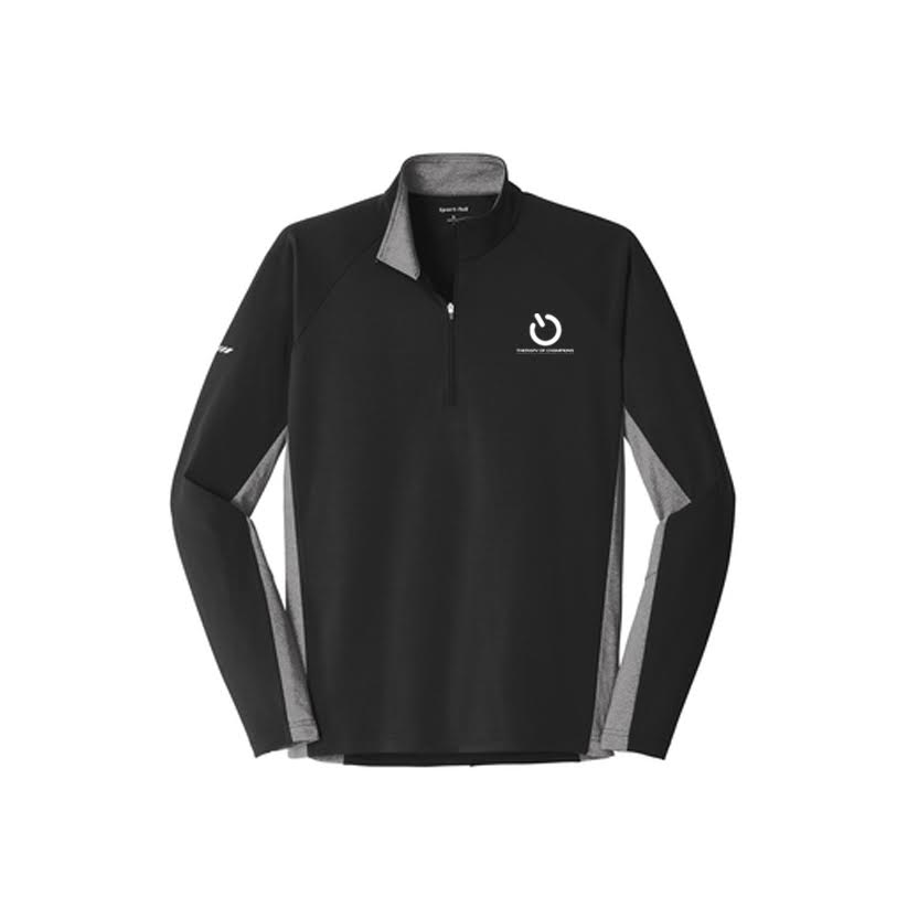TOC Men's 1/2 Zip