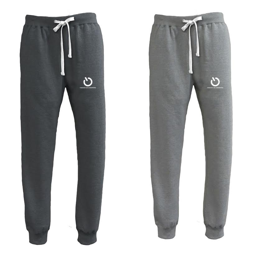 TOC Throwback Jogger with logo