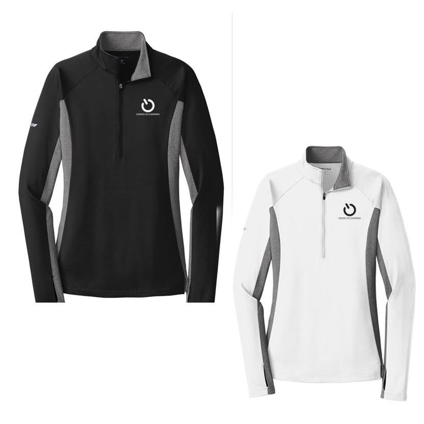 TOC Women's 1/2 Zip
