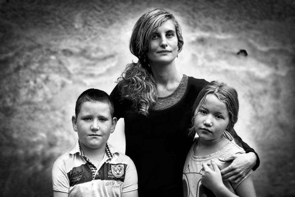 Post-war family