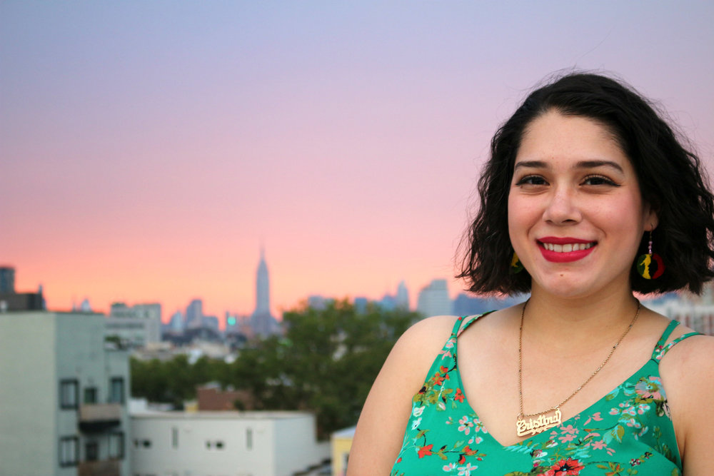 Yeiry Guevara   is a writer, nonprofit consultant, and your favorite Salvadoran/Texan living in NYC. Yeiry's work explores identity, family and memory in mediums ranging from personal essays, embroidery, and gifs.  To learn more, please visit her website at  www.yeiry.com .