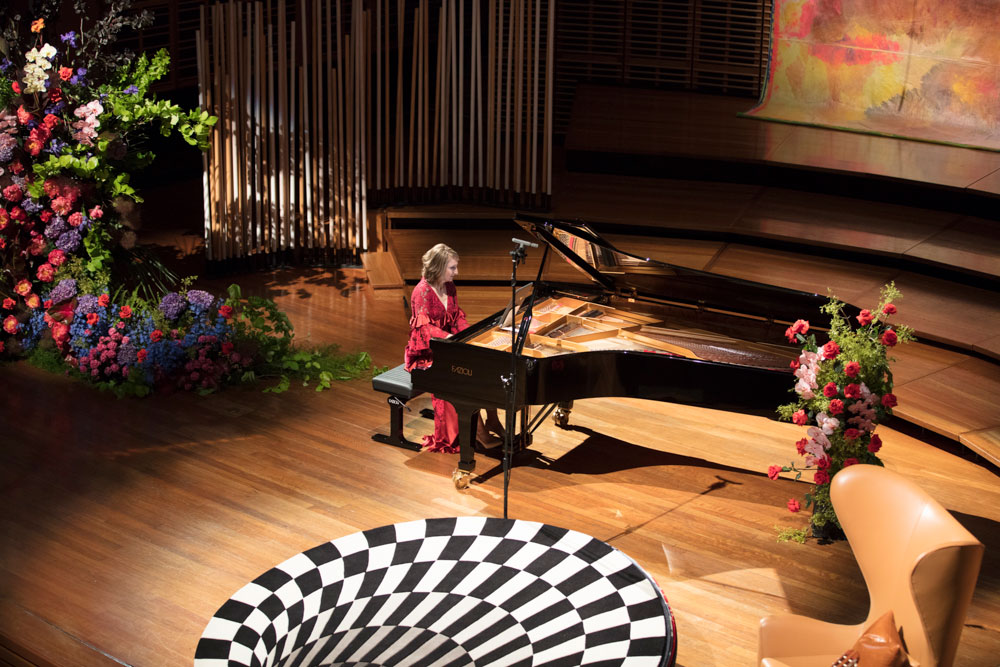 The Sonata Project supported by the Australia Council for the Arts