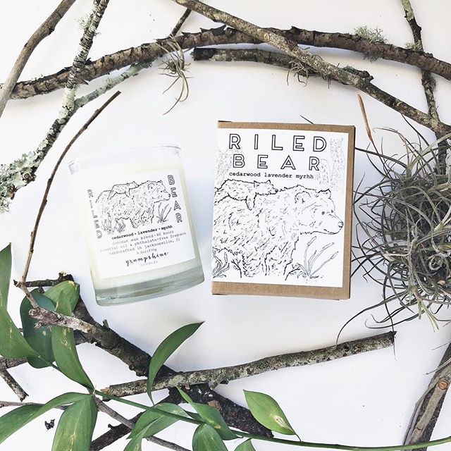 'And maybe... you are a little fat bear cub with no wings, and no feathers.' -Else Holmelund Minarik 🐻✨ #lavender #cedarwood #coconutwaxcandles #ethicalcandles #shoplocaljax #904 #igersjaxbeach #igersjax #makersvillage #babeswhohustle #jaxisrad #ilovejax