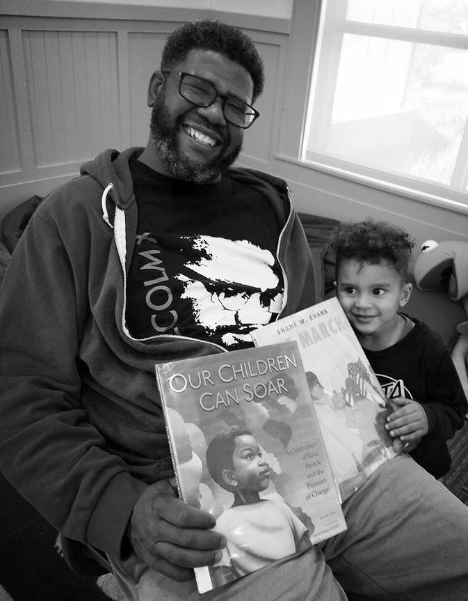 Adisa Vaughn • Dads Read: Black History Month