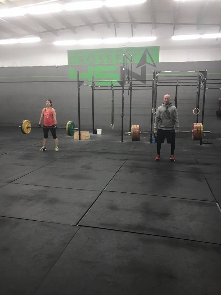 pairs deadlift