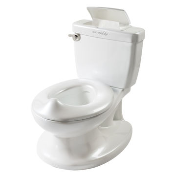 a typical  potty training seat
