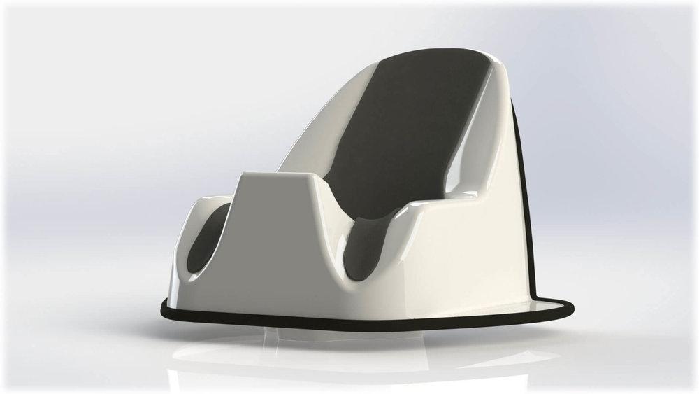 EC Seat Front