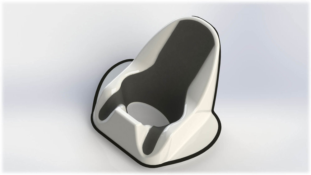 EC Seat Top