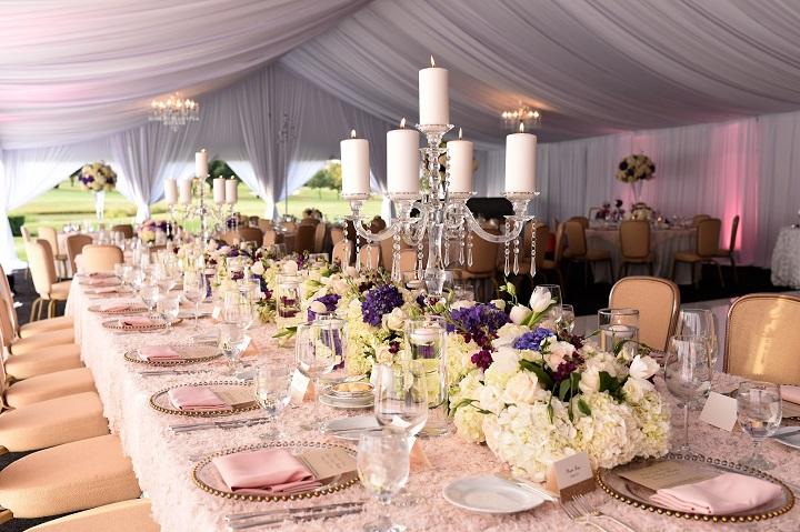 four_seasons_Dallas_Purple_tented_wedding_swank_soiree_wedding_planner_blush_napkins_beaded_chargers.jpg