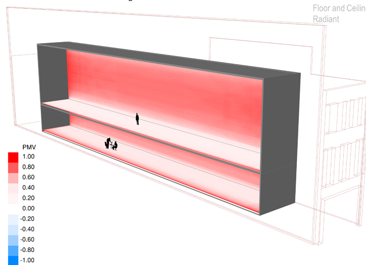 What is the impact of active radiant surfaces on environment thermal comfort? Check out the full submission HERE Submitted by: Stefan Gracik Firm Name: Integral Group