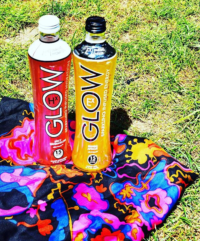 Bring your own weather to the picnic and #GlowAllDay ** ** ** ** #watermelon #mango #sparkle #glow #hydrate #energy #vitamins #beauty #beautysecrets #beautysecret #beautyaddict #beautyblog #summer #picnic #friends #fun #daytime #allthebrightplaces #allthetime #playhard #workhard #social #share