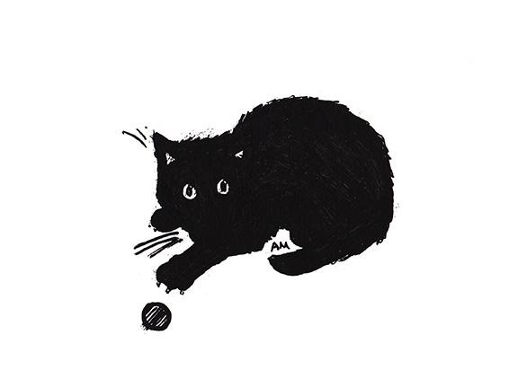Cats #4 (Mine)