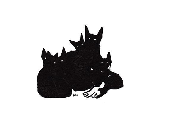 Cats #5 (En Masse)
