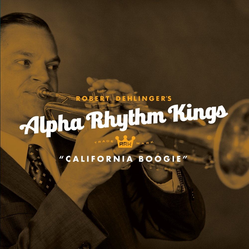 California Boogie (Front Cover)