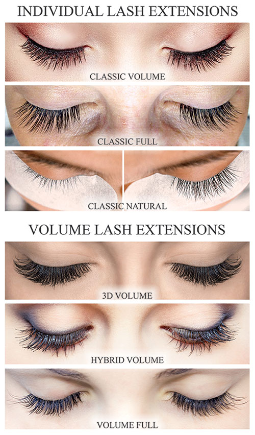 Mink Lash Extensions New Path Aesthetic Spa