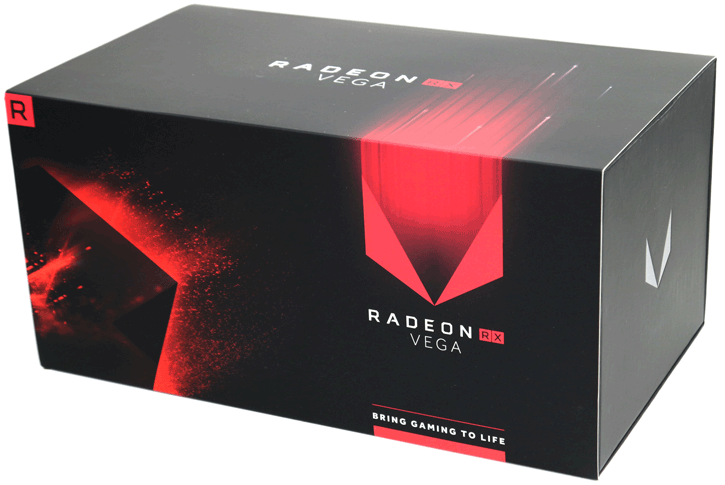 AMD delivered a special media packaging with the Vega 64. Above, you can see that, it had a few surprises harbored inside the package though: